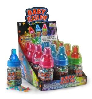 Baby Flash Pop Candy
