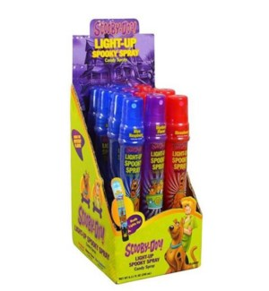 Scooby Doo Light Up Spooky Spray