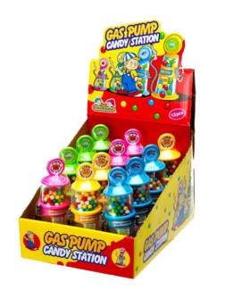 Gas Pump Candy Dispenser (12 Pc. Display)
