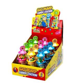 Gas Pump Candy Dispenser