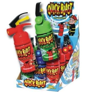 Quick Blast Sour Candy Spray