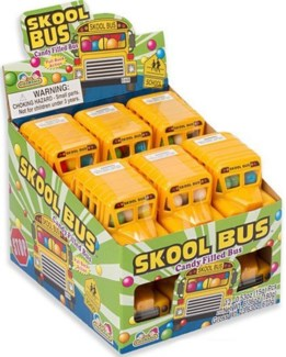 Candy Filled School Bus