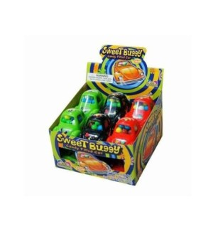Sweet Buggy Candy Filled Candy