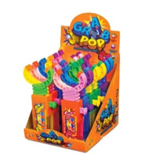 Grab Pop Fruit Flavored Candy