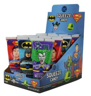 DC Comics Squeeze Candy