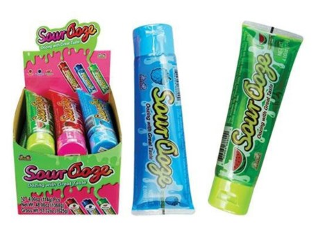 Sour Ooze Candy