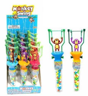 Monkey Swing - Candy Filled Toy