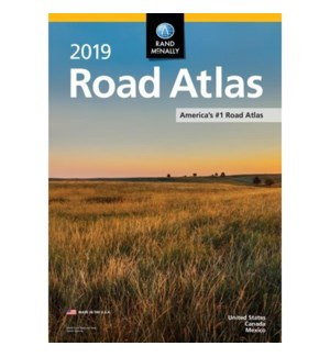 Large Road Atlas