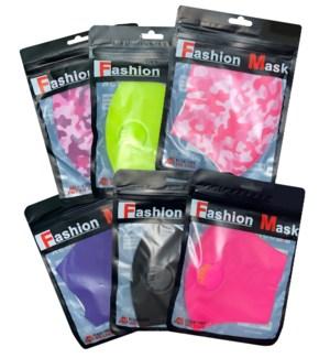 Assorted Cloth Face Masks