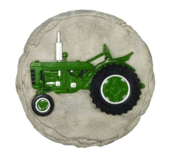 Tractor Stepping Stone