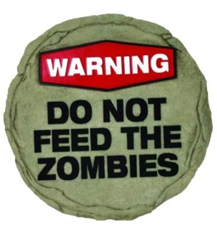Don't Feed Zombies Stepping Stone