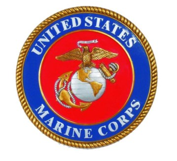 US Marines Stepping Stone