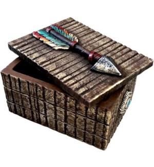 Small Arrow Trinket Box