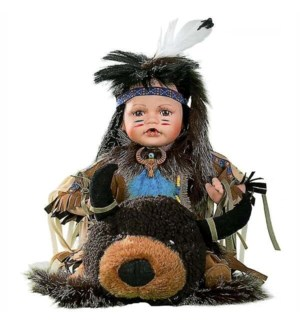 Native American Doll - Atohi