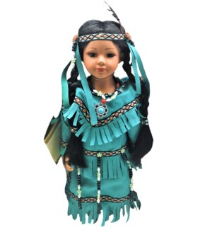 Native American Doll - Princess