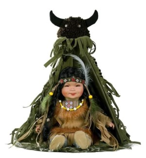 Native American Doll - Alawa