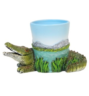 Alligator Shot Glass