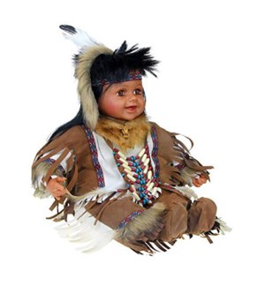 Native American Doll - Malini