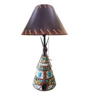 TeePee Lamp