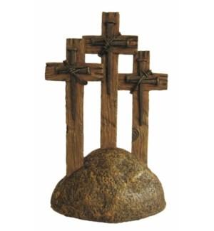 Triple Standing Cross