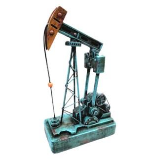 Oil Derrick Decor