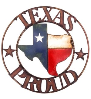 Texas Proud Sign