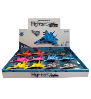Friction Fighter Jets