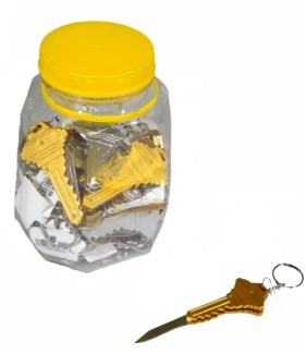 Key Knife Keychains