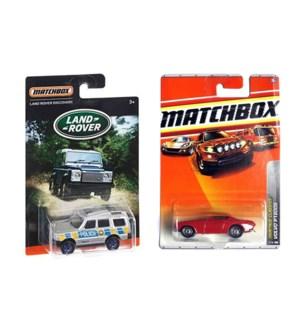 Assorted Matchbox Cars