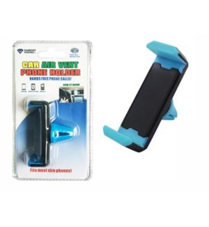 Cell Air Vent Phone Mount - Carded