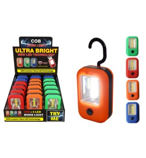 Ultra Bright COB LED Work Light