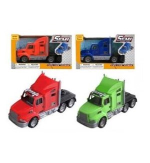 """9"""" Semi Truck Toy"""
