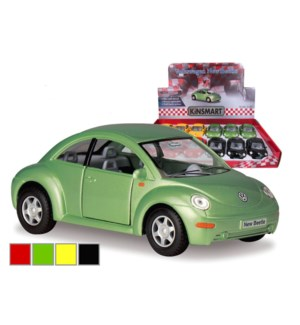 Volkswagen New Beetle Die Cast Cars