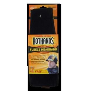 Hot Hand Fleece Headband