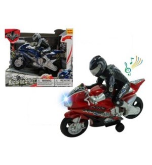 """8.5"""" Motorcycle Toy"""