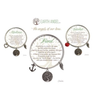 Earth Angel Bracelets