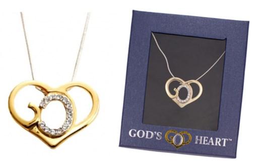 God's Heart Necklace
