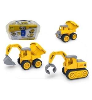 DIY Construction Play Set