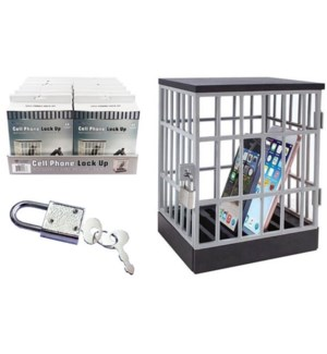 Cell Phone Lock Up