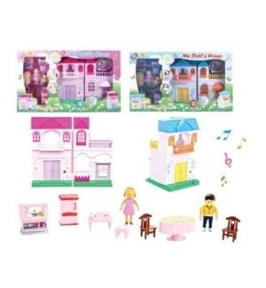 My Doll's House Play Set