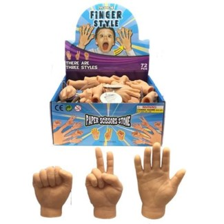 Hand Shaped Finger Puppet