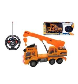 "10.5"" Construction Truck"