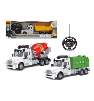 """14"""" Heavy Duty Truck Set"""