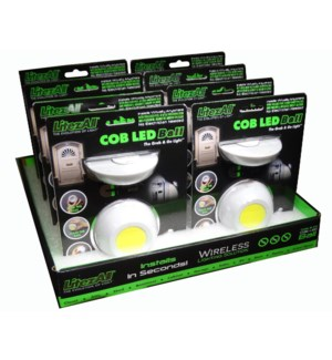 COB LED Ball Light