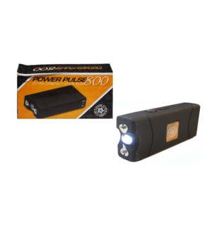 Power Pulse 800 Ultra Compact Stun Gun