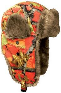 Trapper Hat - Khaki