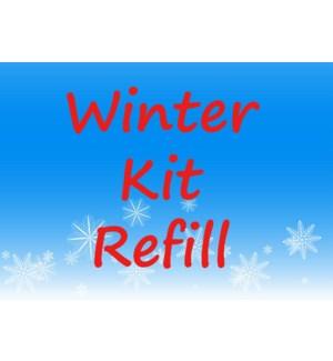 Winter Kit Refill