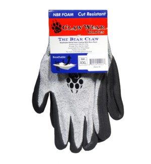 Bear Claw Gloves - 2X