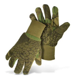 Camouflage Jersey Gloves