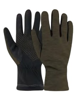 Fleece Gloves - Space Dye